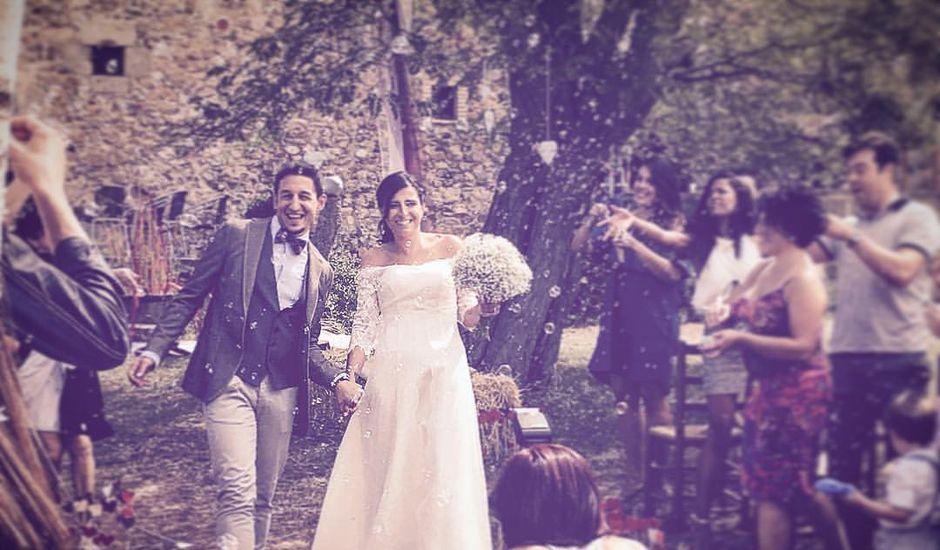 La boda de Eloi y Maria en Llagostera, Girona