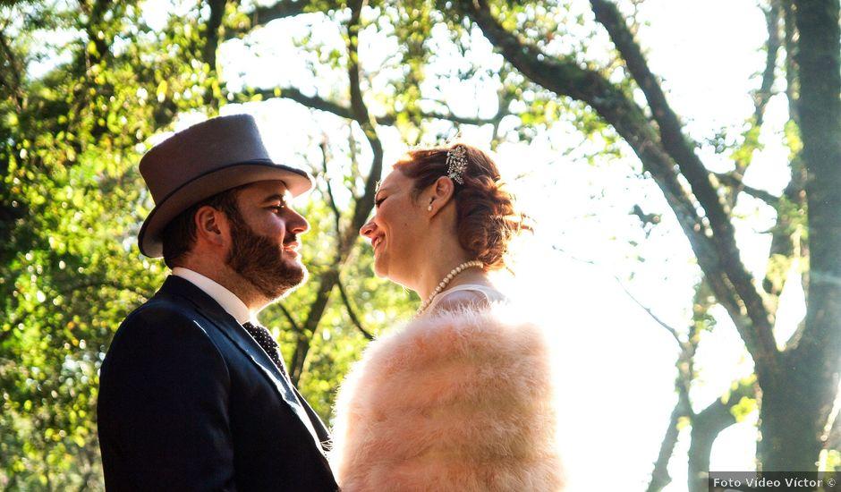 La boda de David y Iris en Redondela, Pontevedra