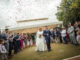 La boda de Esther y Christian