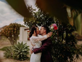 La boda de Ismael y Joanne