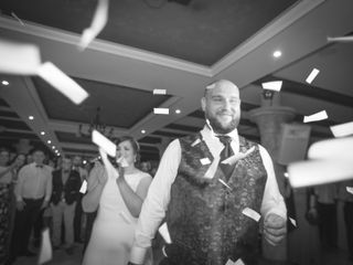 La boda de Almudena y Antonio