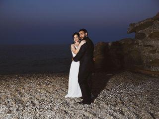La boda de Mónica y Rodrigo