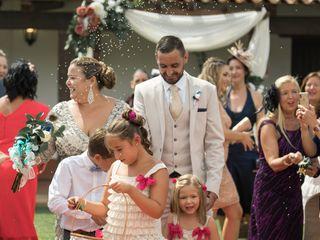 La boda de Alicia y Mauri