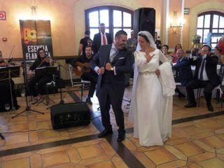 La boda de Ruben y María