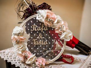La boda de Tania y Rafael 1
