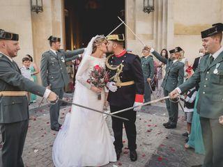 La boda de Fermín y Mara