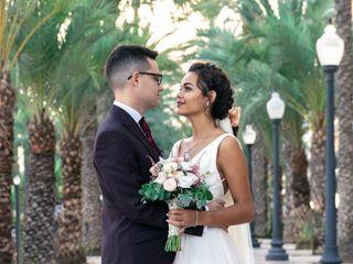 La boda de Julia y Kevin
