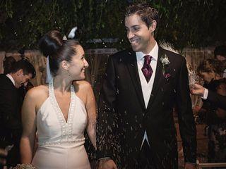 La boda de Irene y Enric