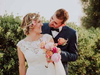 La boda de Laura y Francesco