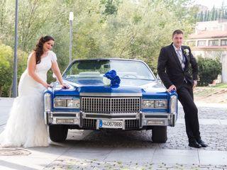 La boda de Sara y Álvaro