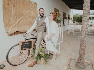 La boda de Lucía y Chema