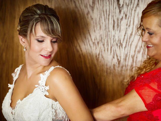 La boda de Angel y Amanda en Algorfa, Alicante 1