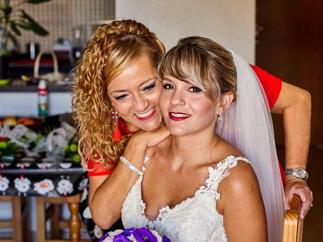 La boda de Angel y Amanda en Algorfa, Alicante 2
