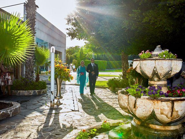 La boda de Angel y Amanda en Algorfa, Alicante 14