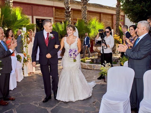 La boda de Angel y Amanda en Algorfa, Alicante 15