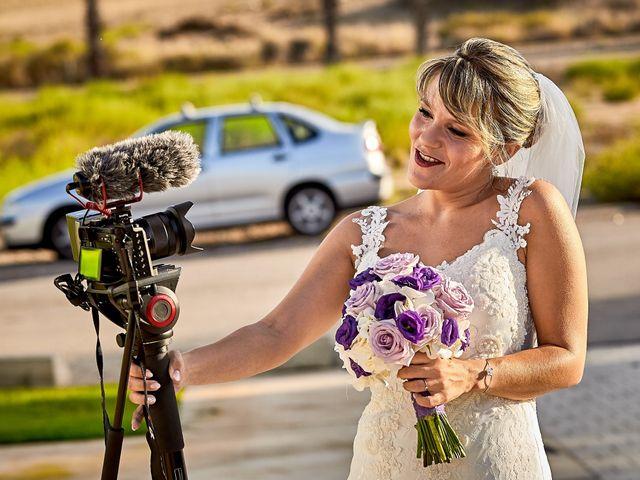 La boda de Angel y Amanda en Algorfa, Alicante 17
