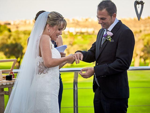 La boda de Angel y Amanda en Algorfa, Alicante 18