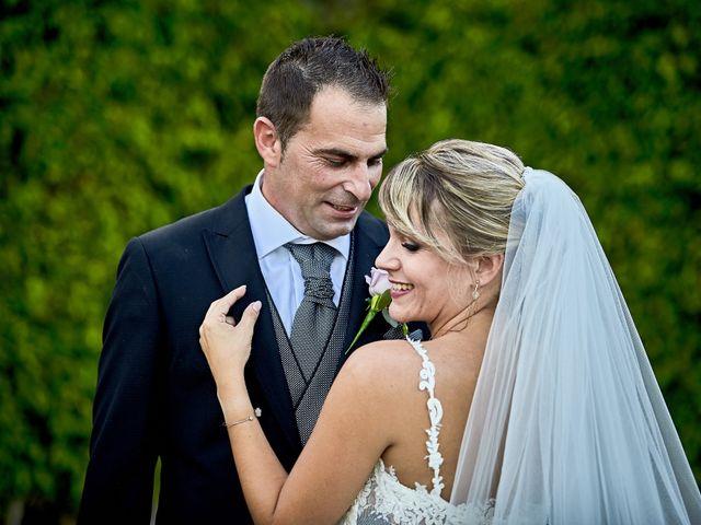 La boda de Angel y Amanda en Algorfa, Alicante 20