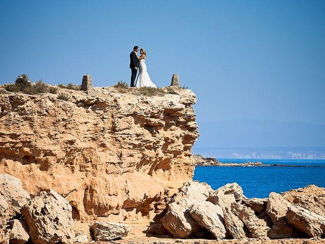 La boda de Angel y Amanda en Algorfa, Alicante 21