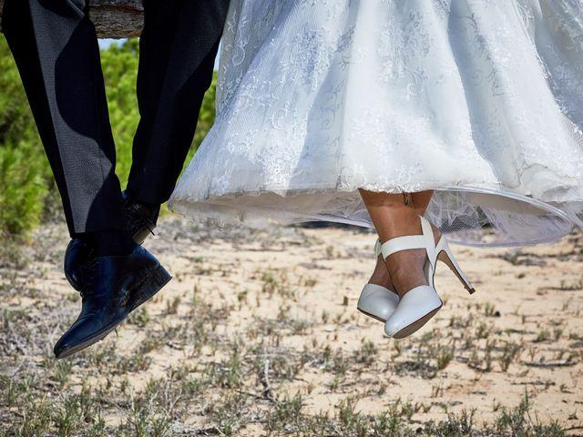 La boda de Angel y Amanda en Algorfa, Alicante 24
