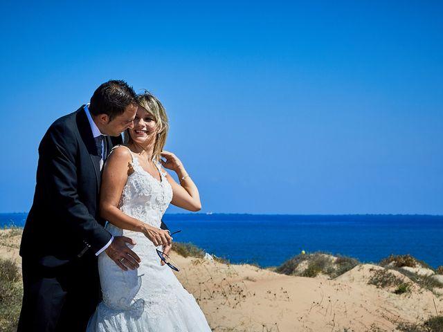 La boda de Angel y Amanda en Algorfa, Alicante 25