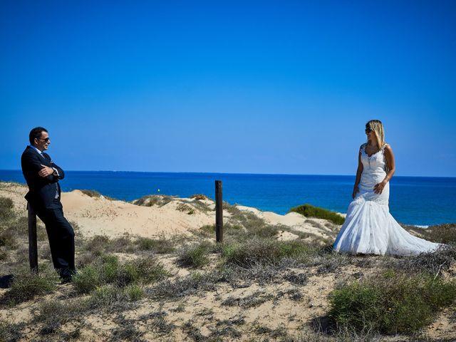 La boda de Angel y Amanda en Algorfa, Alicante 26