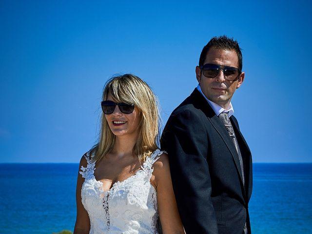 La boda de Angel y Amanda en Algorfa, Alicante 27