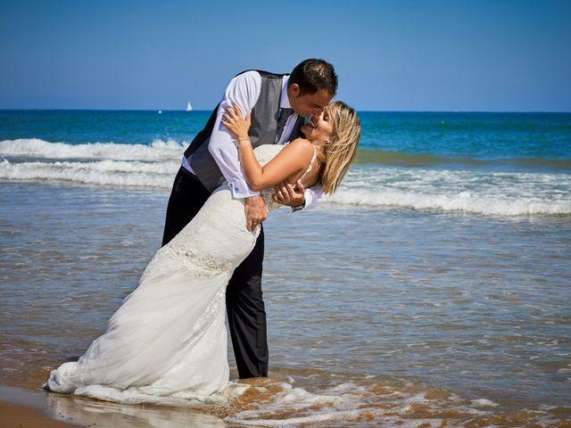La boda de Angel y Amanda en Algorfa, Alicante 29