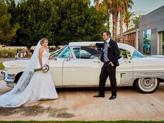 La boda de Angel y Amanda en Algorfa, Alicante 30