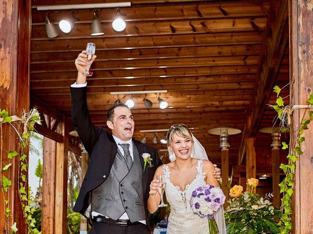 La boda de Angel y Amanda en Algorfa, Alicante 31