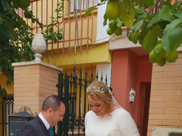 La boda de Christian  y Esther en Dos Hermanas, Sevilla 2