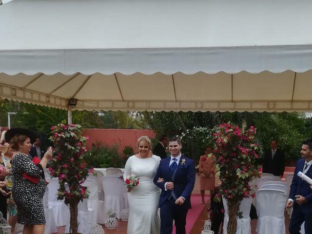 La boda de Christian  y Esther en Dos Hermanas, Sevilla 5