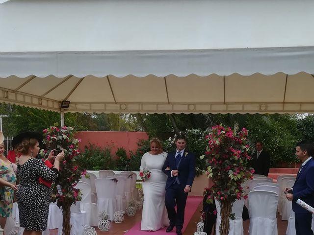 La boda de Christian  y Esther en Dos Hermanas, Sevilla 6