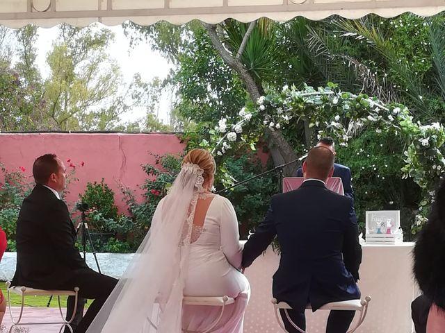 La boda de Christian  y Esther en Dos Hermanas, Sevilla 7