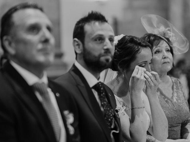 La boda de Dani y Abi en Socuellamos, Ciudad Real 16