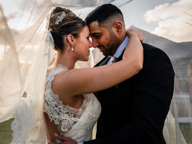 La boda de Laura y Esaúl