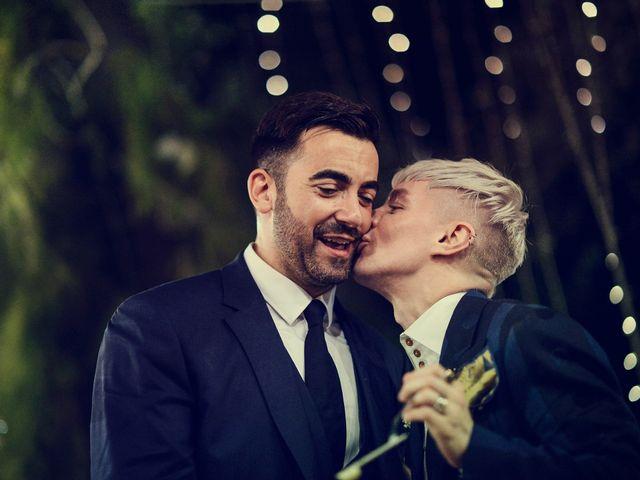 La boda de Sindri y Sergio en Picanya, Valencia 54