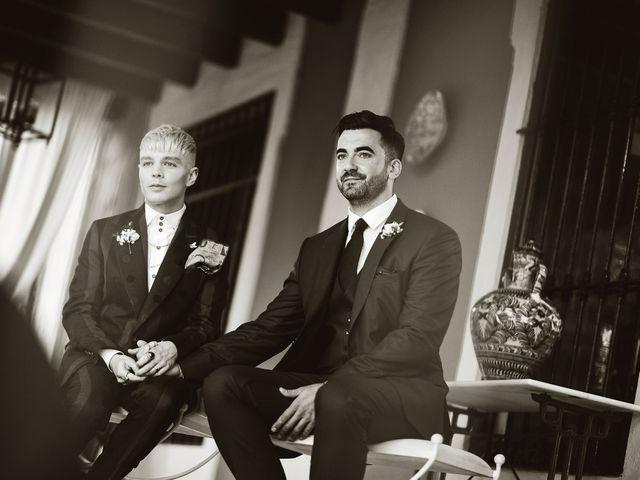 La boda de Sindri y Sergio en Picanya, Valencia 98