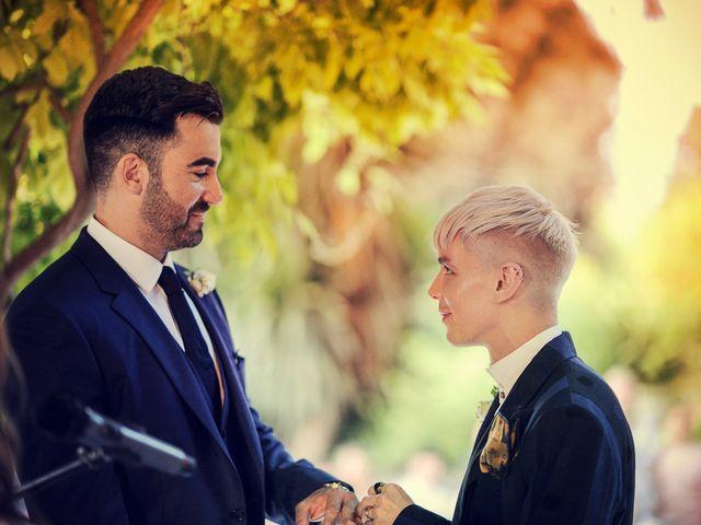 La boda de Sindri y Sergio en Picanya, Valencia 106