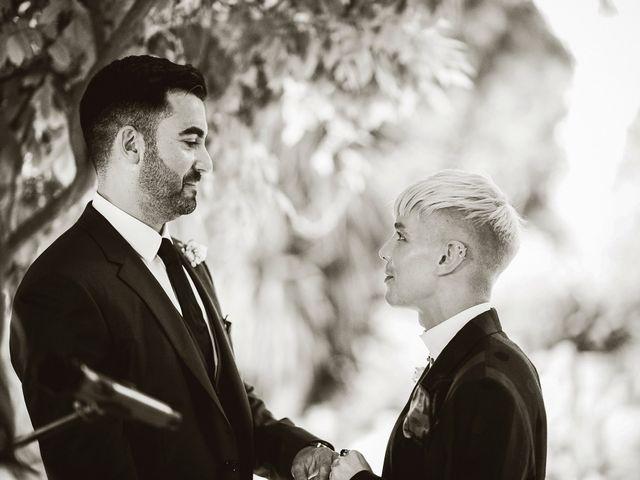 La boda de Sindri y Sergio en Picanya, Valencia 108