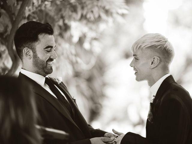 La boda de Sindri y Sergio en Picanya, Valencia 109