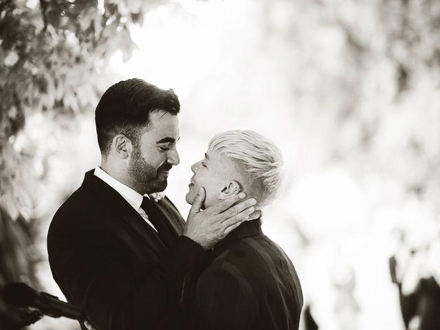 La boda de Sindri y Sergio en Picanya, Valencia 112