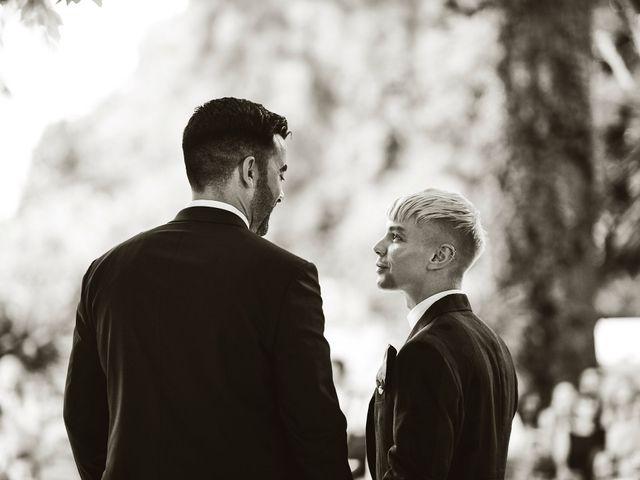 La boda de Sindri y Sergio en Picanya, Valencia 114