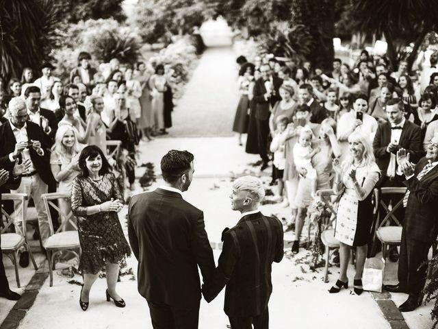 La boda de Sindri y Sergio en Picanya, Valencia 118