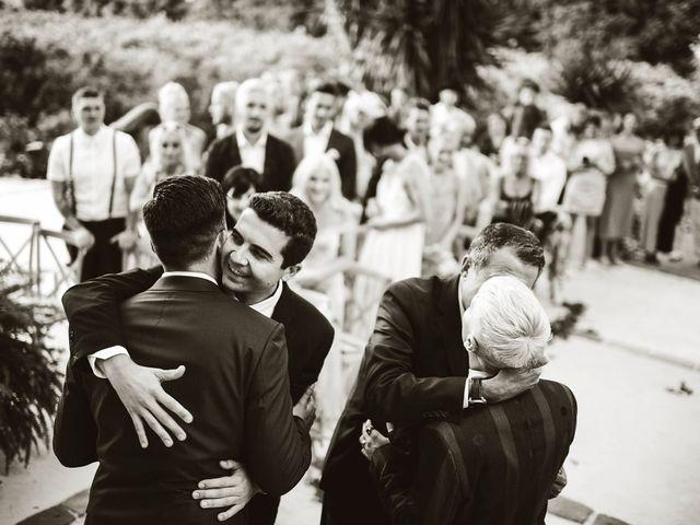 La boda de Sindri y Sergio en Picanya, Valencia 121