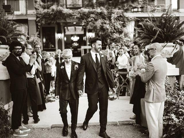 La boda de Sindri y Sergio en Picanya, Valencia 123