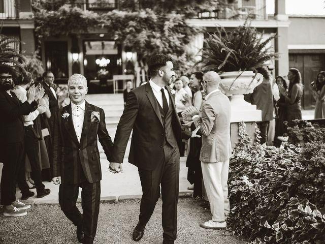 La boda de Sindri y Sergio en Picanya, Valencia 124