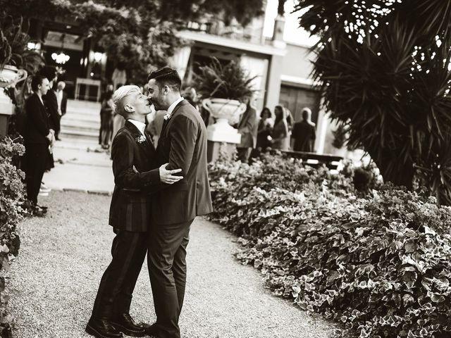 La boda de Sindri y Sergio en Picanya, Valencia 125