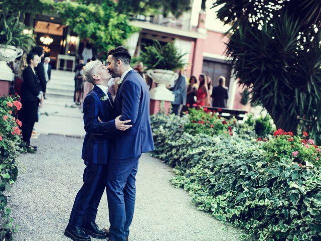 La boda de Sindri y Sergio en Picanya, Valencia 126