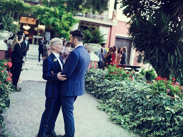 La boda de Sindri y Sergio en Picanya, Valencia 128